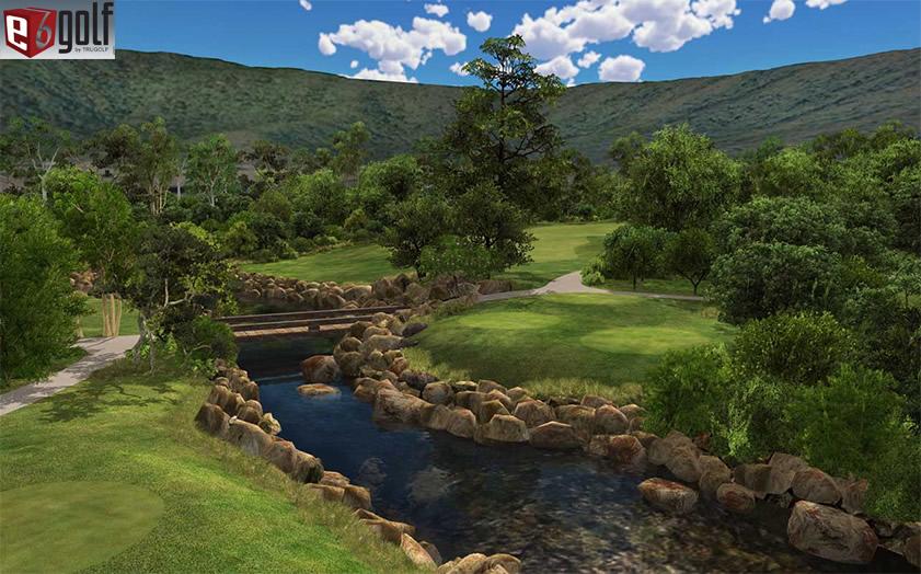 Gsa Advanced Golf Simulators E6
