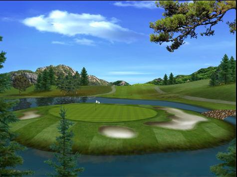 Gsa Advanced Golf Simulators Prox Golf Auto Course Design